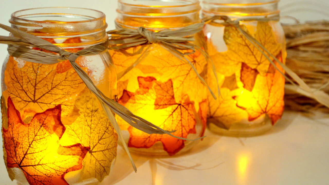 17 Cute And Easy Diy Fall Decorations For Your Home Style