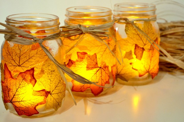 17 cute and easy diy fall decorations for your home - Diy Fall Decor
