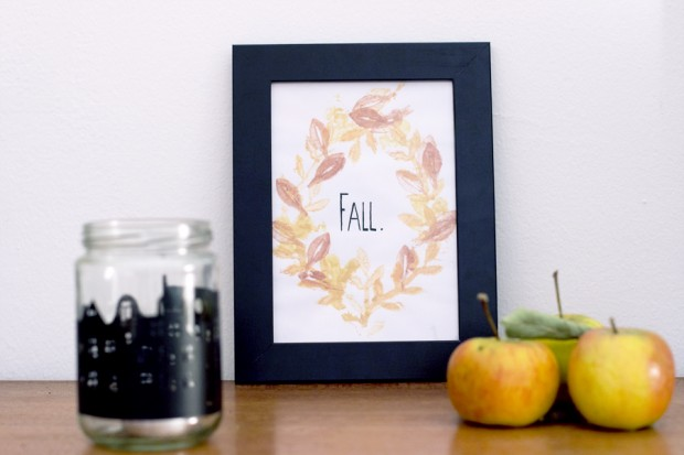 17 Cute and Easy DIY Fall Decorations for Your Home