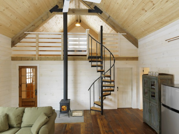 20 Functional Loft Design Ideas for Small Places - Style ...