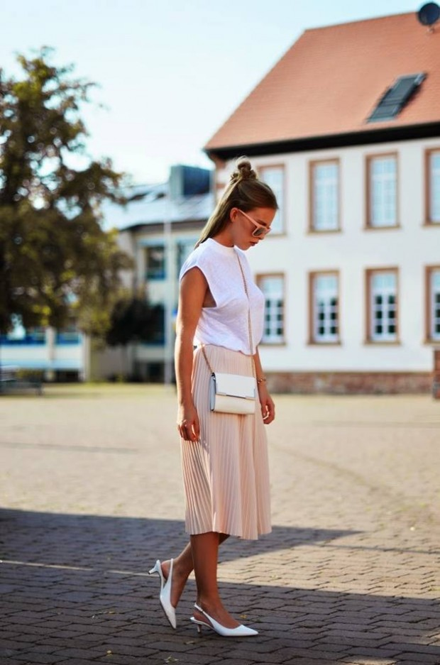 20 Great Street Style Outfits for the Last Days of Summer