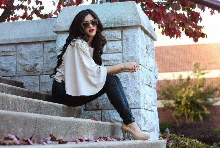 20 Classy Chic Outfit Ideas for Fall - Street style, fall outfit ideas, elegant outfit, classic outfit, chic outfit
