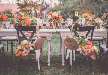 20 Romantic Decor Ideas for Fall Themed Wedding  - wedding table, wedding inspiration, wedding decor, Wedding Bouquets, fall wedding theme, fall wedding