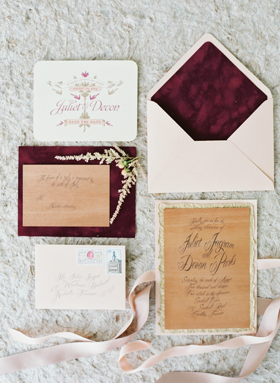 20 romantic decor ideas for fall themed wedding - Fall Themed Wedding Invitations