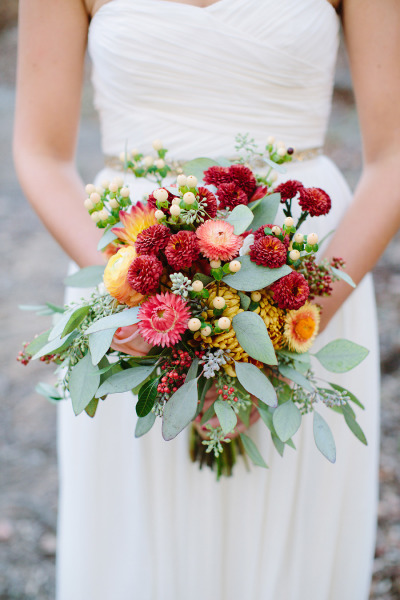 20 Romantic Decor Ideas for Fall Themed Wedding  (6)