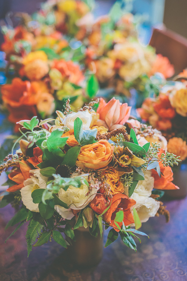 20 Romantic Decor Ideas for Fall Themed Wedding  (8)
