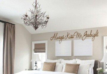 Styling Your Bedroom - ideas, home decor, furniture, finishing touches, colour sheme, bedroom