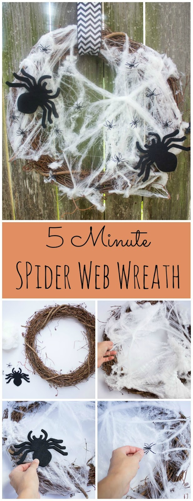 20 Creative DIY Halloween Wreath Ideas