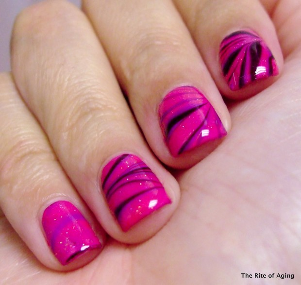Water Marble: 20 Adorable Nail Designs to Try