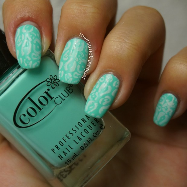22 Adorable Animal Print Nail Art Ideas
