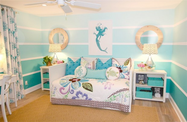 3 Ideas for Fairy Tale Bedrooms for Little Girls