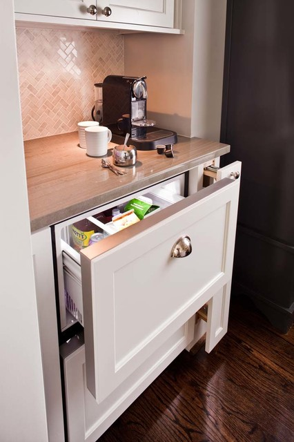 20 Great Home Coffee Stations Design Ideas for All Coffee Lovers