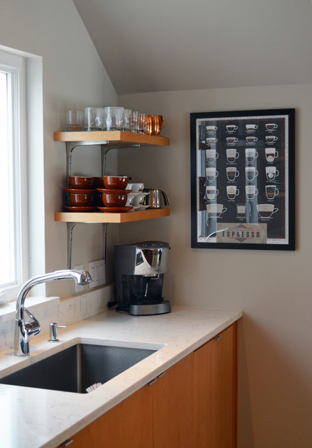 20 great home coffee stations design ideas for all coffee for Coffee station ideas for the home