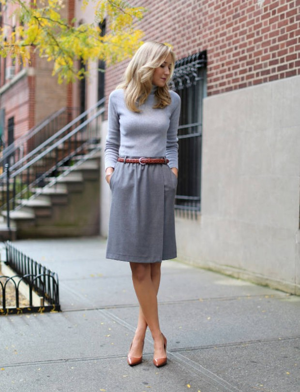 20 Classy Chic Outfit Ideas for Fall - Style Motivation