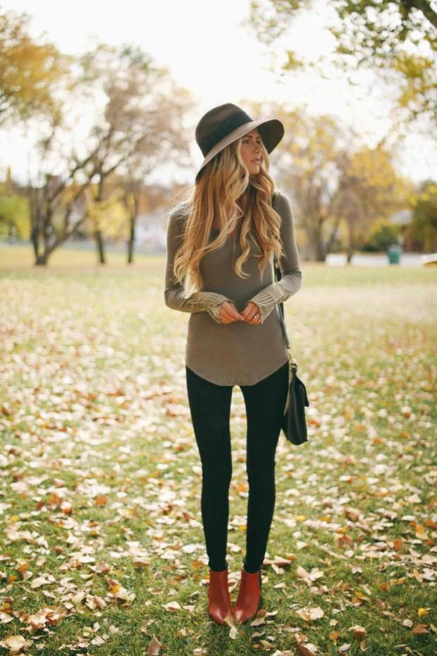 20 Comfy and Chic Fall Outfit Ideas To Inspire You , Style