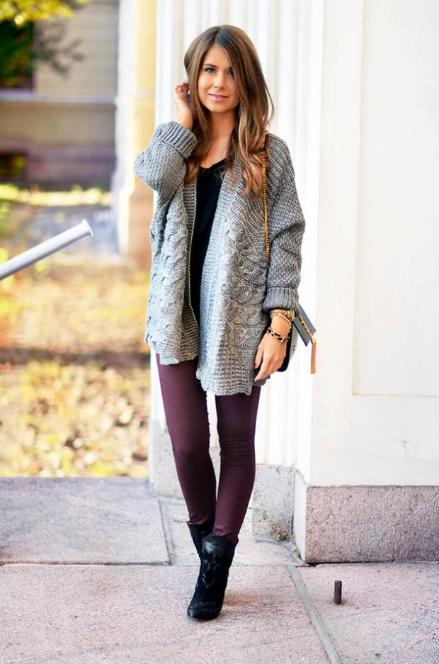 20 Popular Street Style Outfit Ideas for Fall