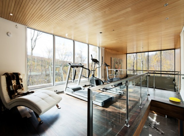 20 Cool Home Gym Design Ideas for Healthier Family