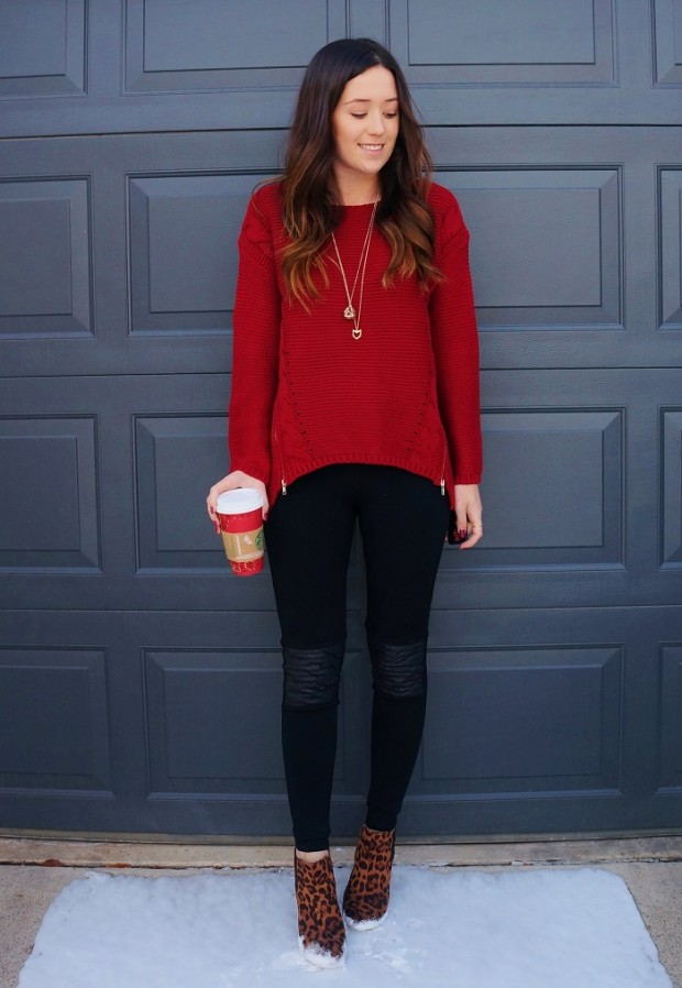 Fall 2014 Fashion Color Trend: Red