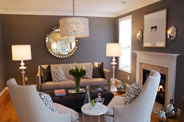 20 Design and Decor Ideas and Tricks for Small Living Rooms