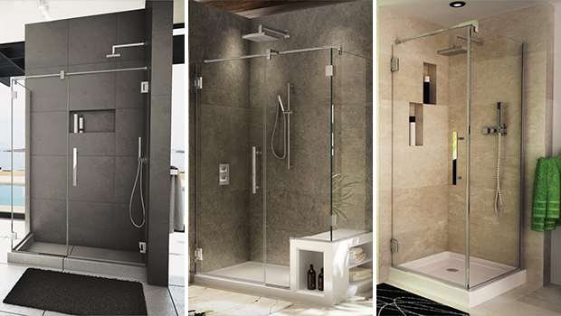 10 beautiful shower designs for a modern bathroom style - Beautiful modern bathroom designs ...