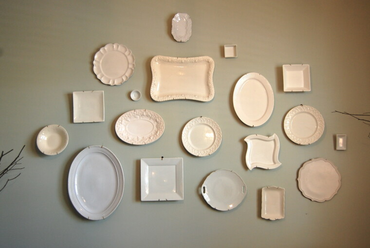Tricks and Tips on Redecorating Your House on a Budget - Upcycle, paint the walls, decor ideas, blank canvases