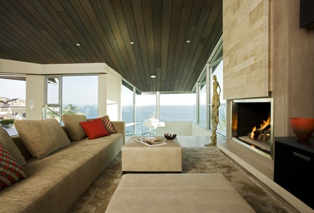Modern Living Room Look 22 modern fireplace design ideas for cozy living room look - style