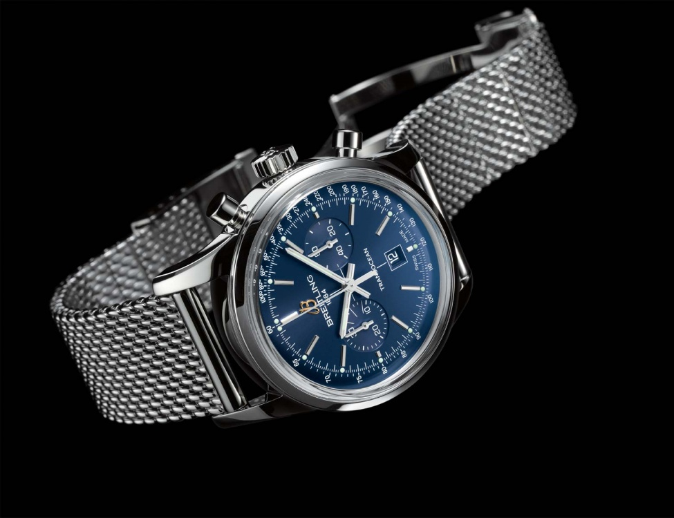 Watch Trends From Baselworld 2014 Breitling Releases