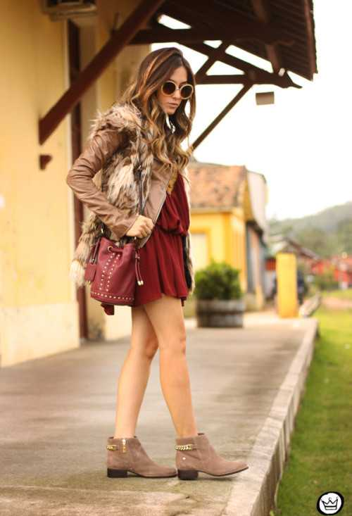 Burgundy Love: 15 Outfit Ideas to Inspire You
