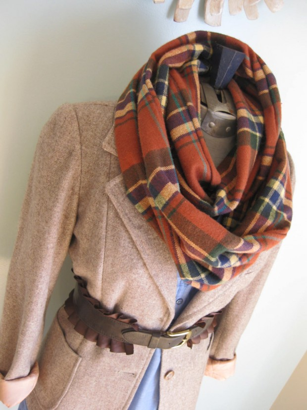 18 Amazing DIY Fashion Projects to Try This Fall