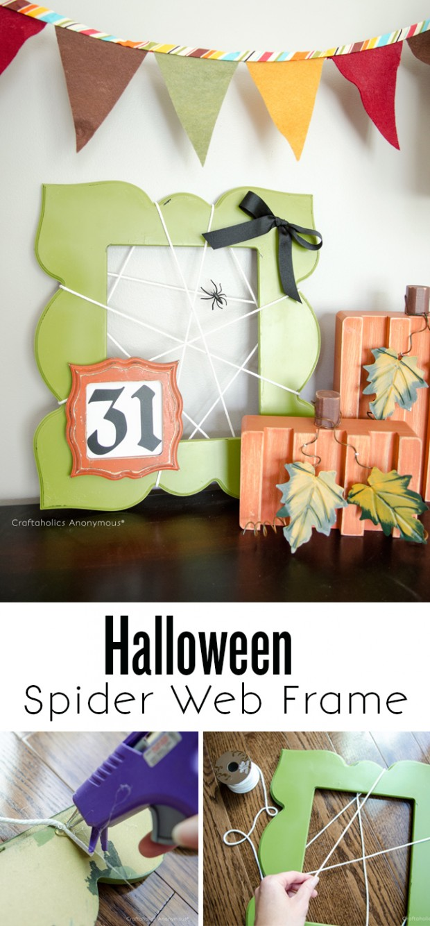 21 Easy to Make DIY Halloween Decorations