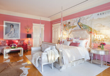 20 Girly Bedroom Design Ideas for Teenage Girls - teenage bedroom, girly bedroom, girly, girl room design, girl room