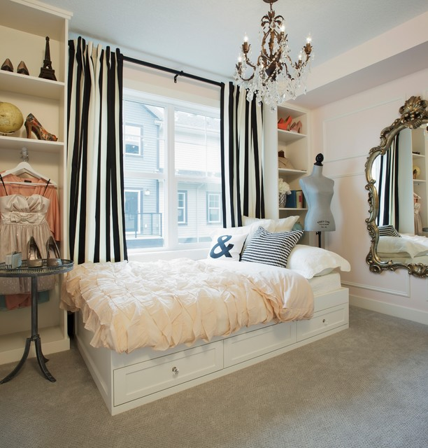 20 Girly Bedroom Design Ideas for Teenage Girls