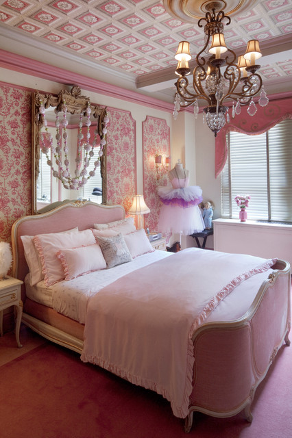 Room Design For Teenager: 20 Girly Bedroom Design Ideas For Teenage Girls