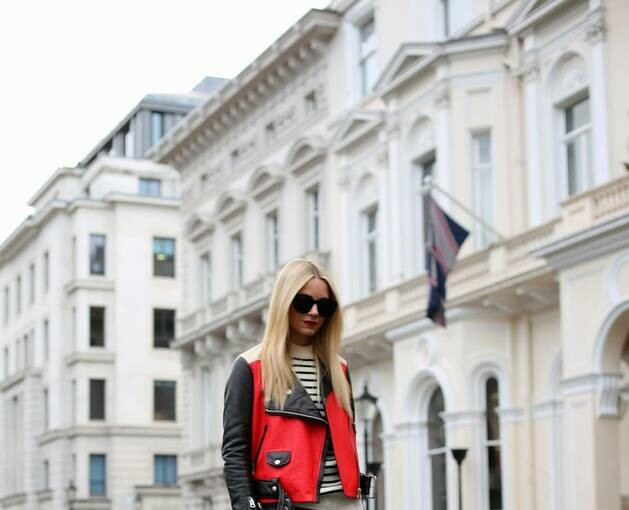 18 Stylish Ways to Wear Leather Pants this Fall - leather pants outfit ideas, leather pants, leather, fall outfit ideas