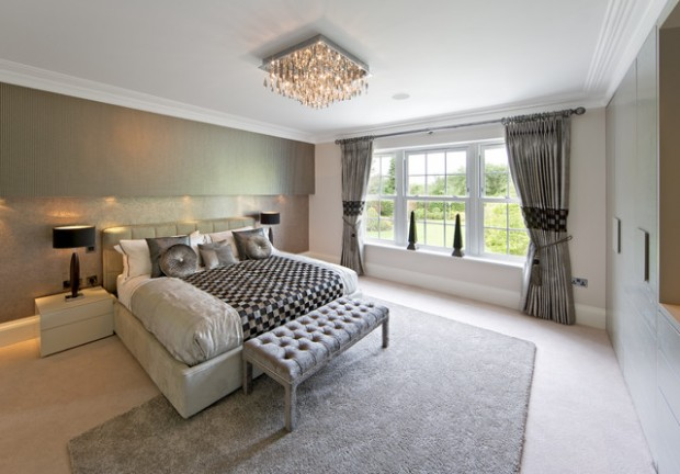 Master Bedroom Designs Uk 20 elegant luxury master bedroom design ideas - style motivation