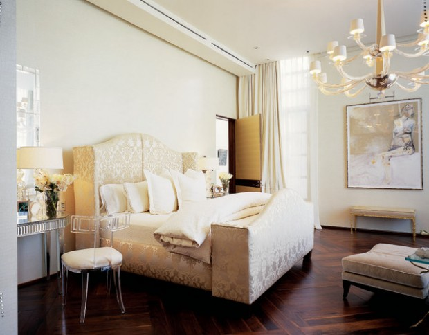 20 Elegant Luxury Master Bedroom Design Ideas