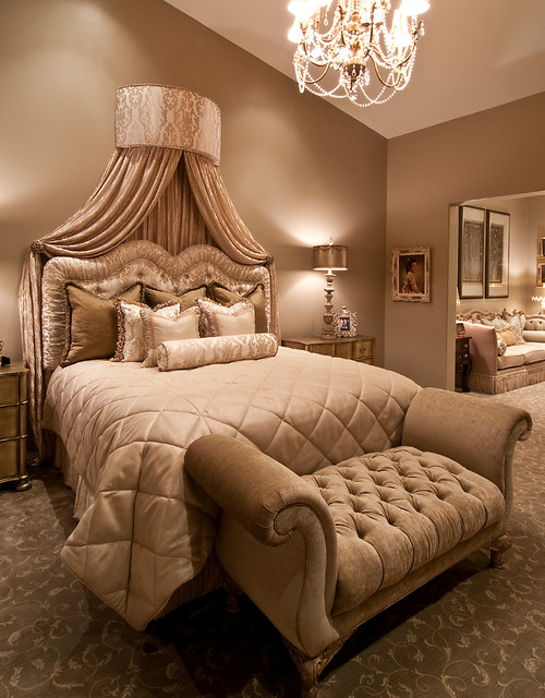 20 Elegant Luxury Master Bedroom Design Ideas - Style ...