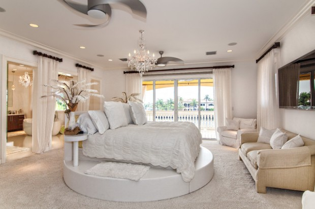 20 Elegant Luxury Master Bedroom Design Ideas - Style ... on Luxury Master Bedroom  id=76714