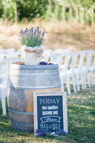 20 Great Decoration Ideas for Romantic Rustic Wedding