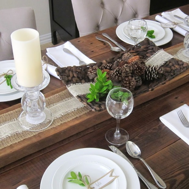 18 Amazing Thanksgiving Table Setting Ideas