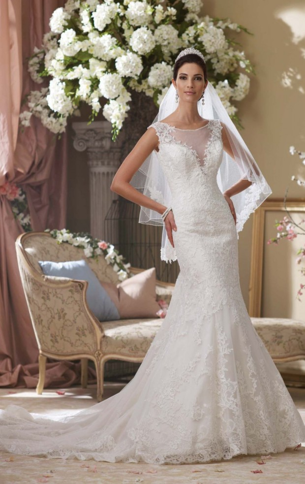 Wedding Dress Trends for Fall/Winter  22 Beautiful Gowns