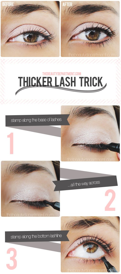 16 Makeup Tricks For Flawless Look Every Woman Should Know (12)