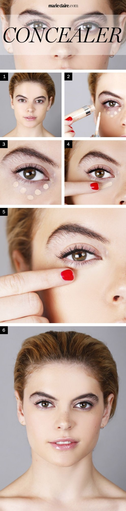 16 Makeup Tricks For Flawless Look Every Woman Should Know (13)