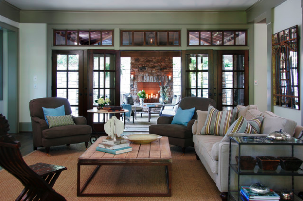 5 Clever Tips to Combine Antique Pieces with Modern Furniture