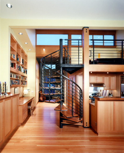21 Contemporary Loft Apartment Design Ideas