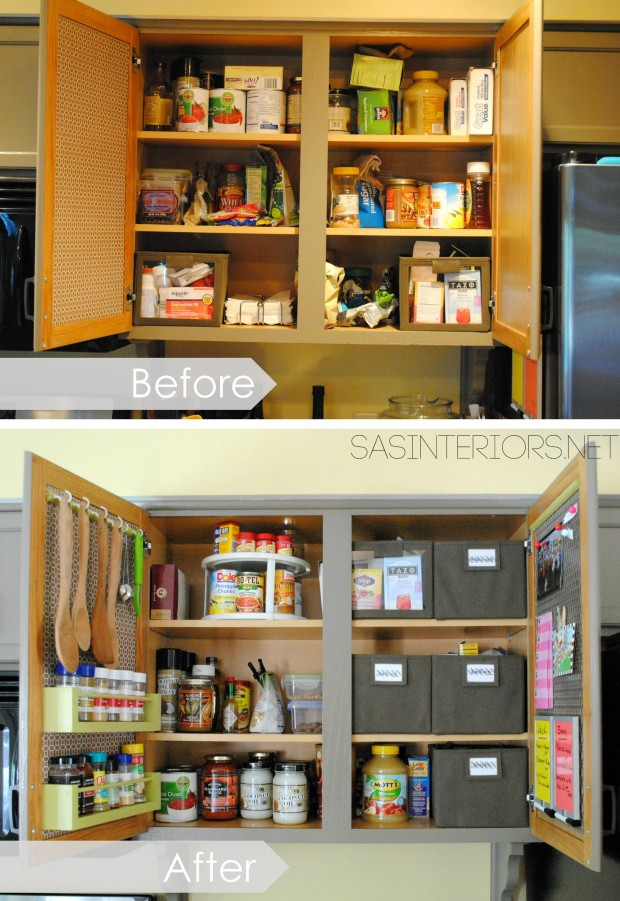 16 brilliant hacks for small kitchen organization style