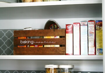 16 Brilliant Hacks for Small Kitchen Organization - Small kitchen, kitchen hacks, hacks, diy organization projects, diy kitchen organization