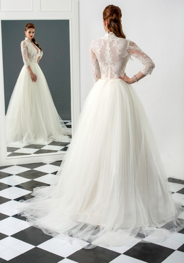 Exclusive Preview of Love Me Forever   2015 Bridal Collection by BIEN SAVVY