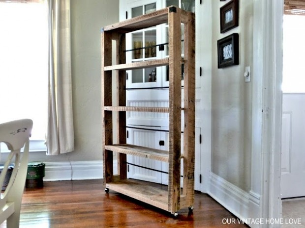 20 Great DIY Reclaimed Wood Projects and Hacks - 20 Great DIY Reclaimed Wood Projects And Hacks - Style Motivation