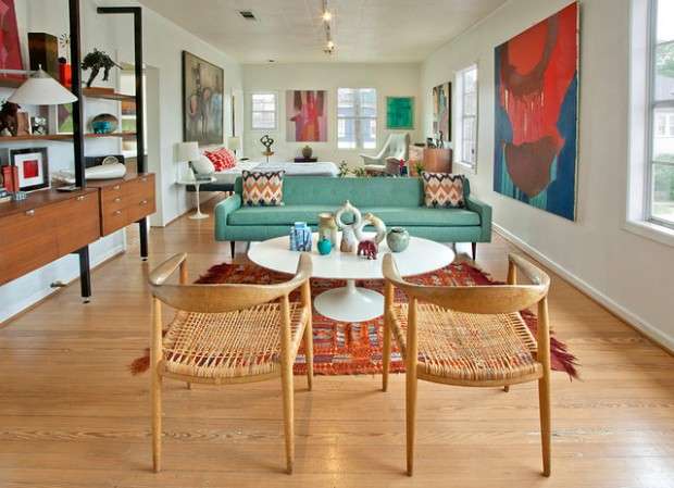Smart Solutions for Small Apartments (15)